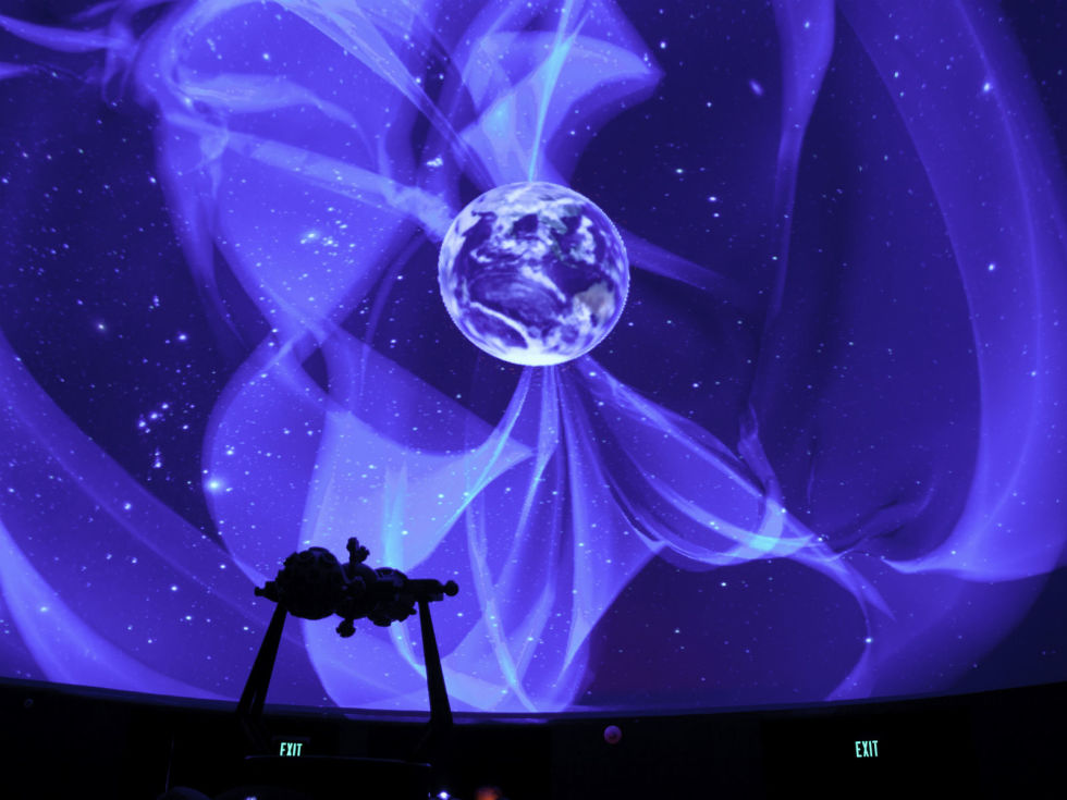 Noble Planetarium at Fort Worth Museum of Science and History