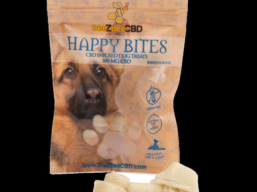 Happy Bites dog treats
