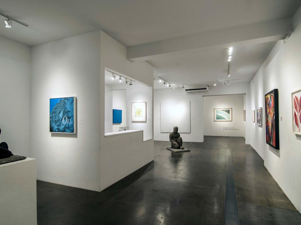 Casterline-Goodman art gallery