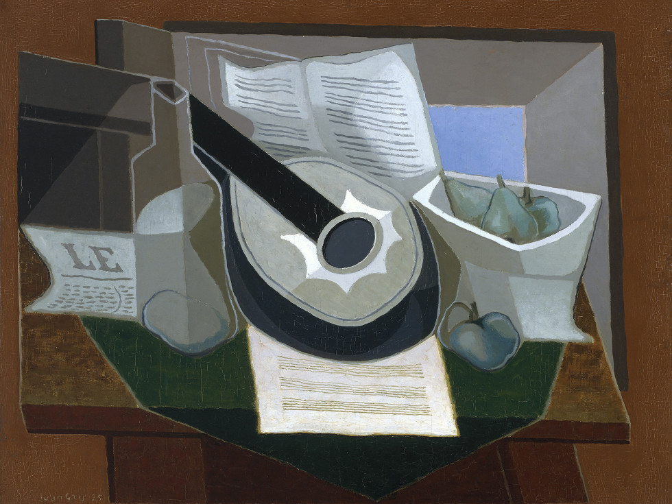 Dallas Museum of Art presents Juan Gris: Cubism in Color