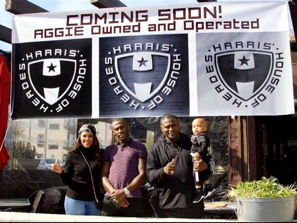 Harris' House of Heroes