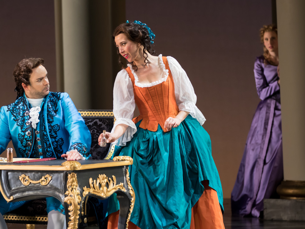 The Marriage of Figaro at Washington National Opera