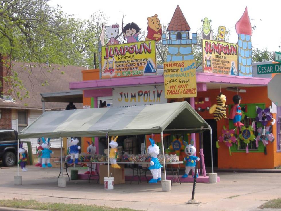 Jumpolin Pinata Store Austin