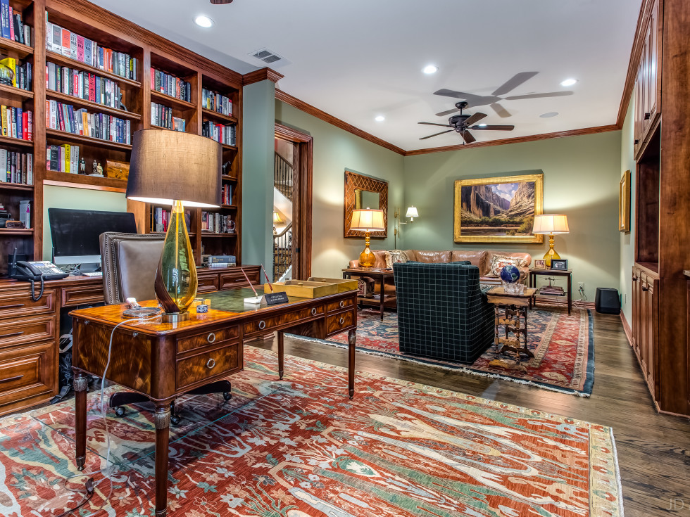 Turtle Creek Home tour, Bellaire