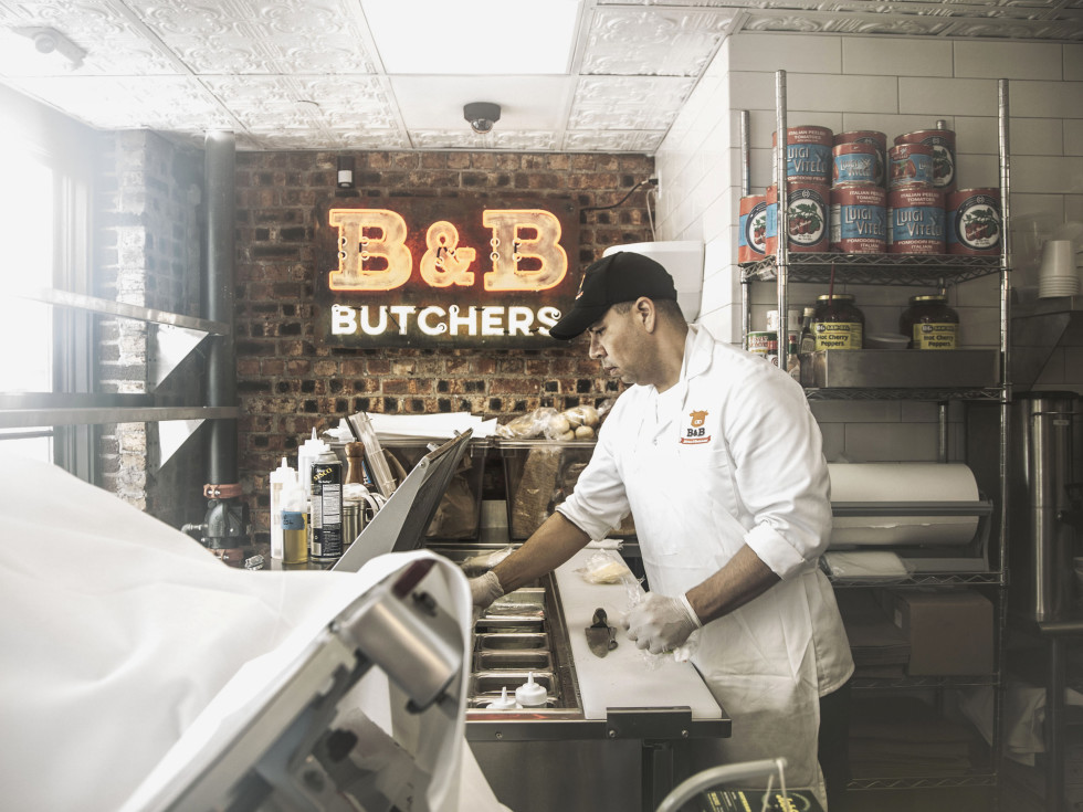 B&B Butchers Houston