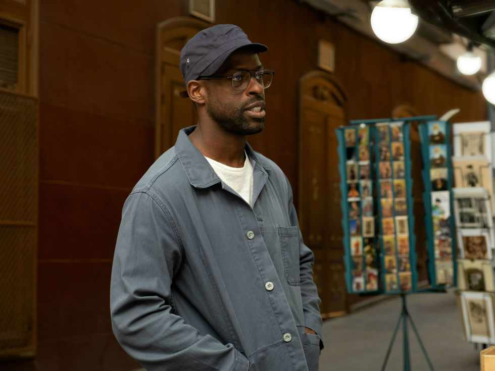Sterling K. Brown in The Rhythm Section