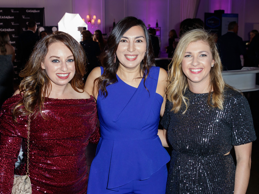 Lacee McGee, Tori O'Neal, Michelle Mai