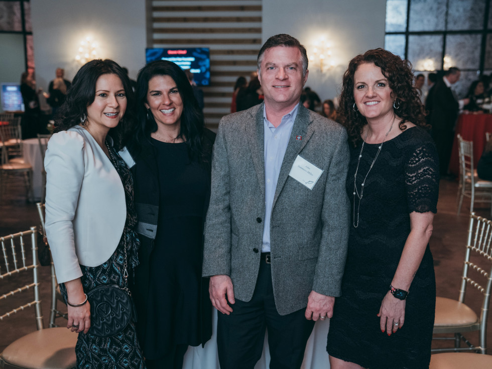 Texas Childrens Cooking up a Cure Onora Zatorski, Casie Fleming, John Summers-Miller, Tracy Summers-Miller