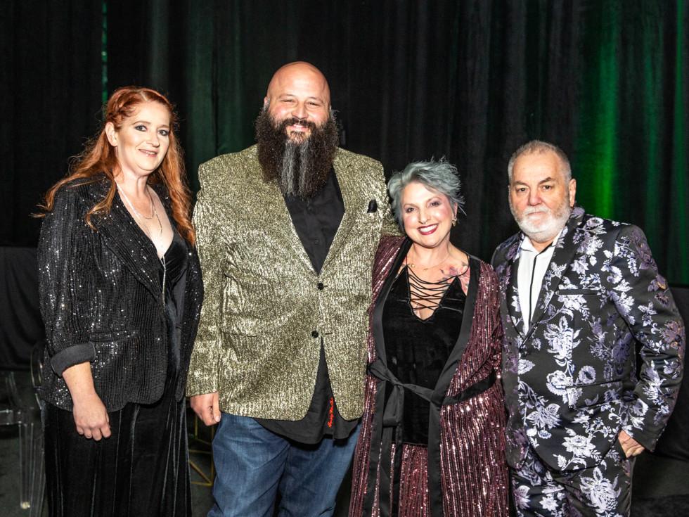 Tamra Granberry, Gilbert Daniel, Jennifer Daniel, Doug Welsch