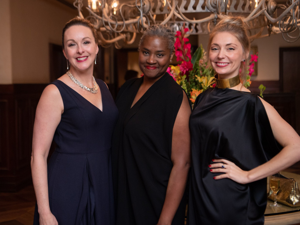 Inprint Poets & Writers Gala 2020: Misty Matin, Niki Herd, Katharine Barthelme