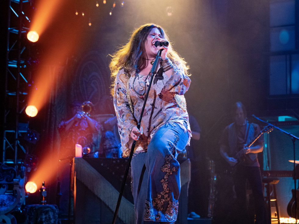 ZACH Theatre presents A Night with Janis Joplin