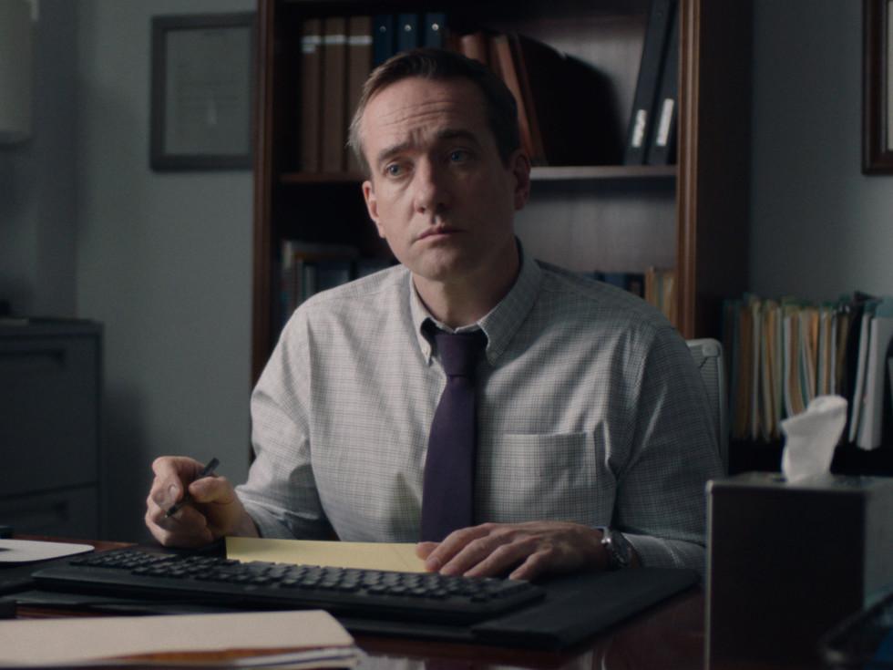 Matthew Macfadyen in The Assistant