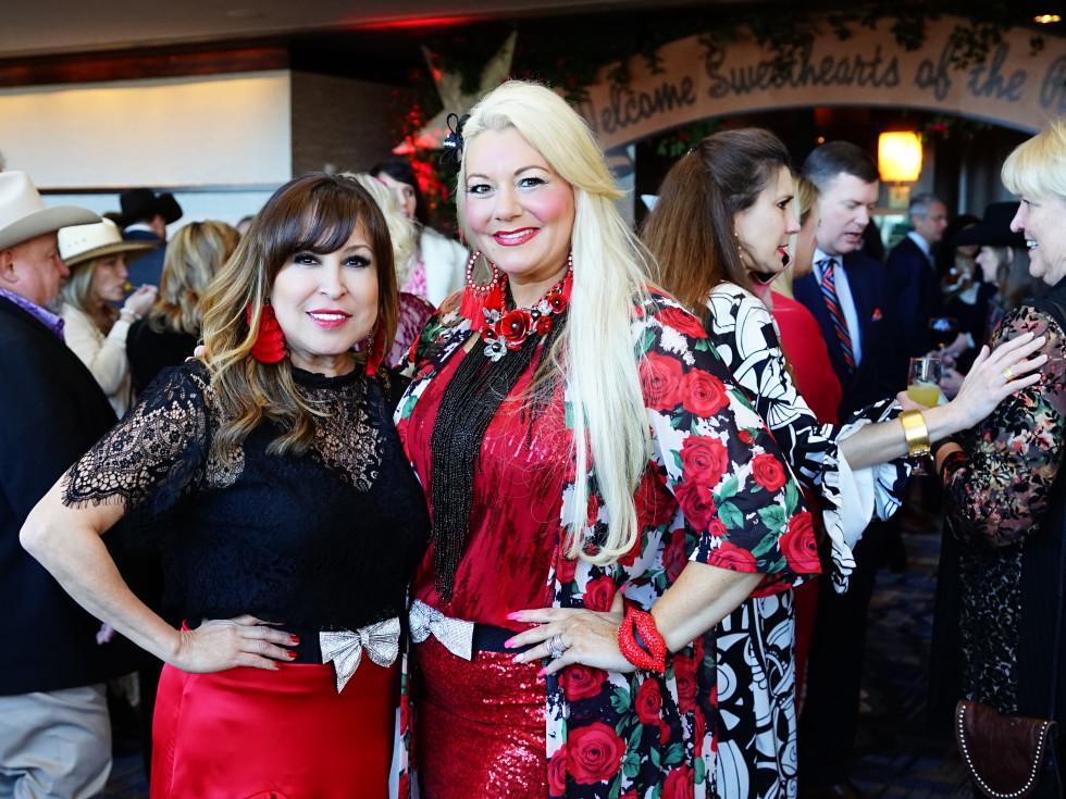 Rodeo Trailblazer Awards Luncheon 2020 Lily Monroe Autumn Jackson