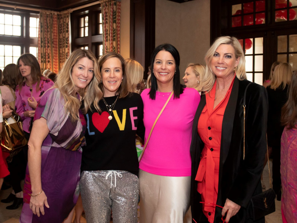 Ashley Tiffany, Danielle Stephens, Vicki Roy and Kasey Bevans
