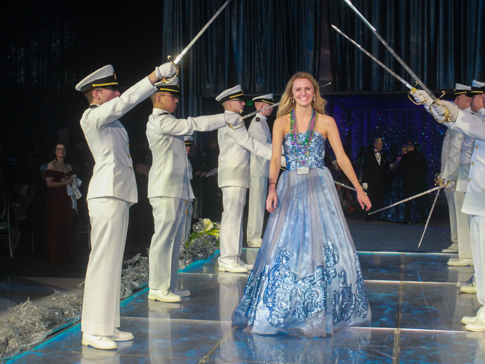 San Luis Salute 2020 Duchess Annie Titterington