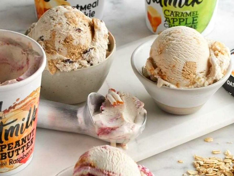So Delicious Oat milk ice cream