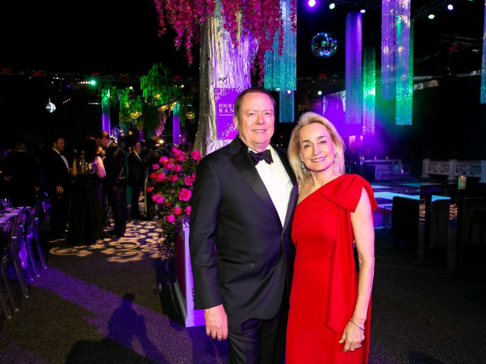 Lisa & Burch Waldron
