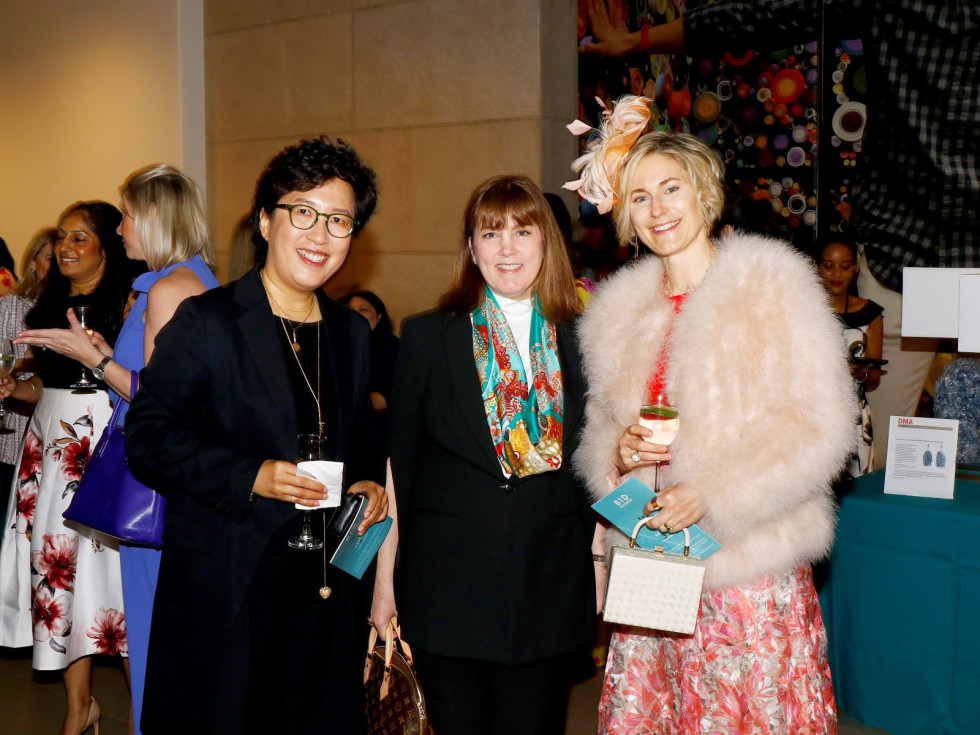 Sung Moon, Daly Turner, Mary Geosits