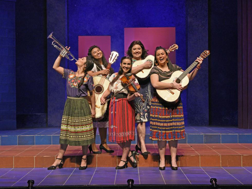 Dallas Theater Center presents American Mariachi