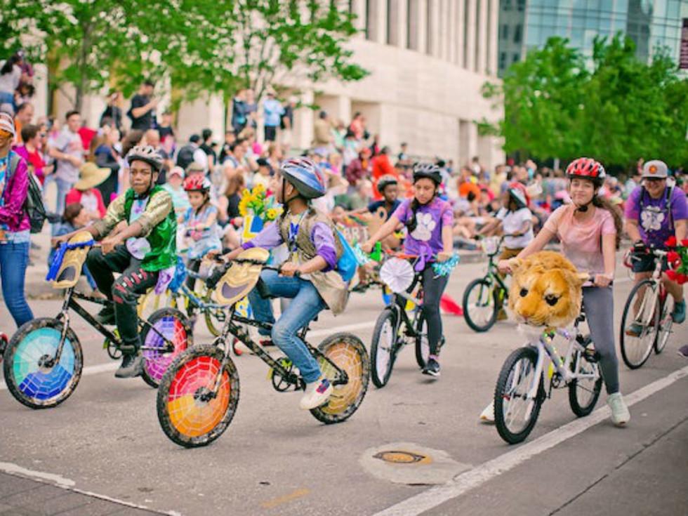 Art Bike Parade SneakPeek