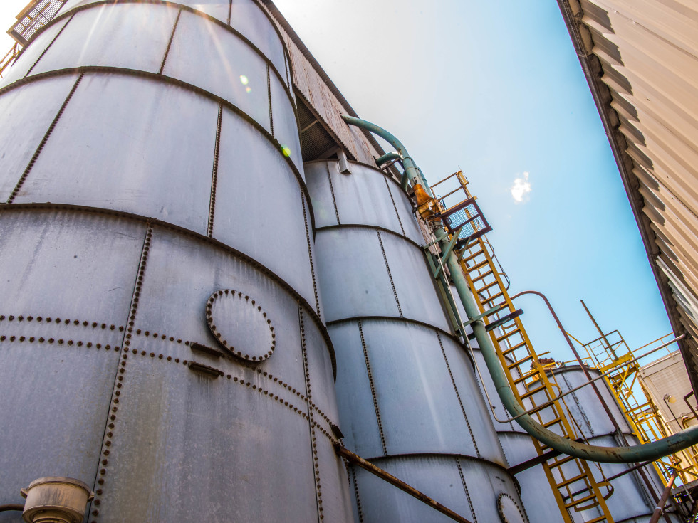 Gulf Coast Distillers distillery