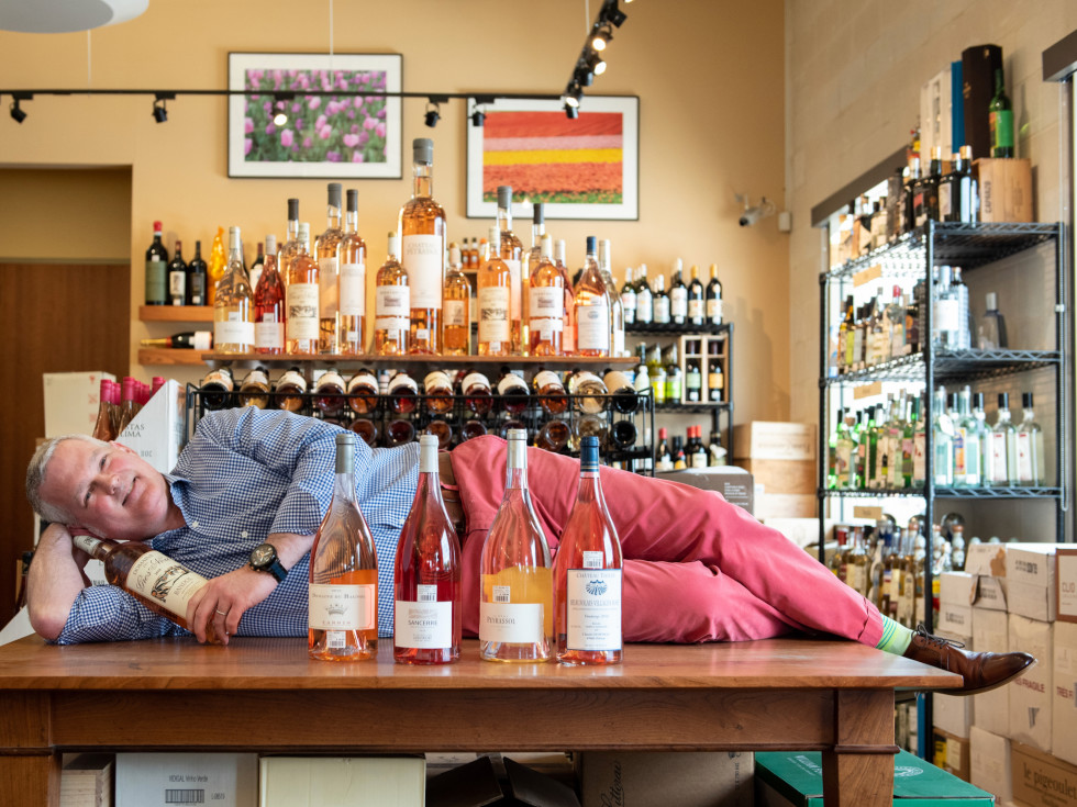 Antonio Gianola Houston Wine Merchant