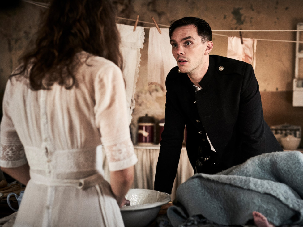 Nicholas Hoult in True History of the Kelly Gang