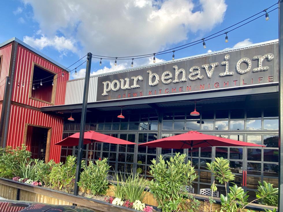 Pour Behavior Houston