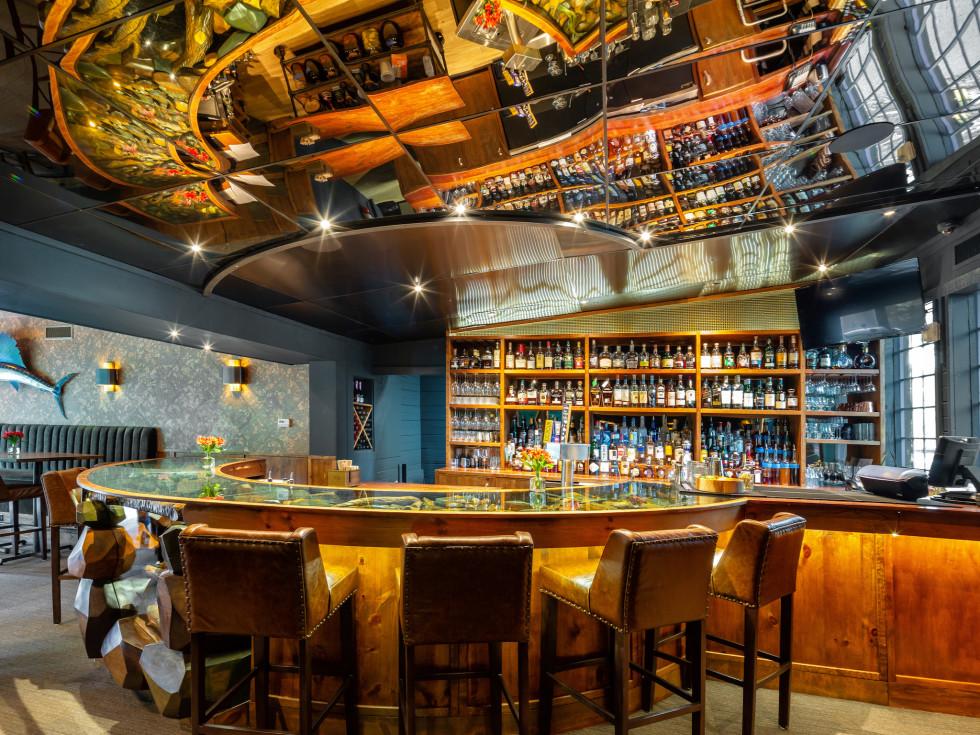 Rainbow Lodge bar