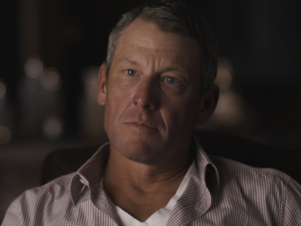 Lance Armstrong in Lance