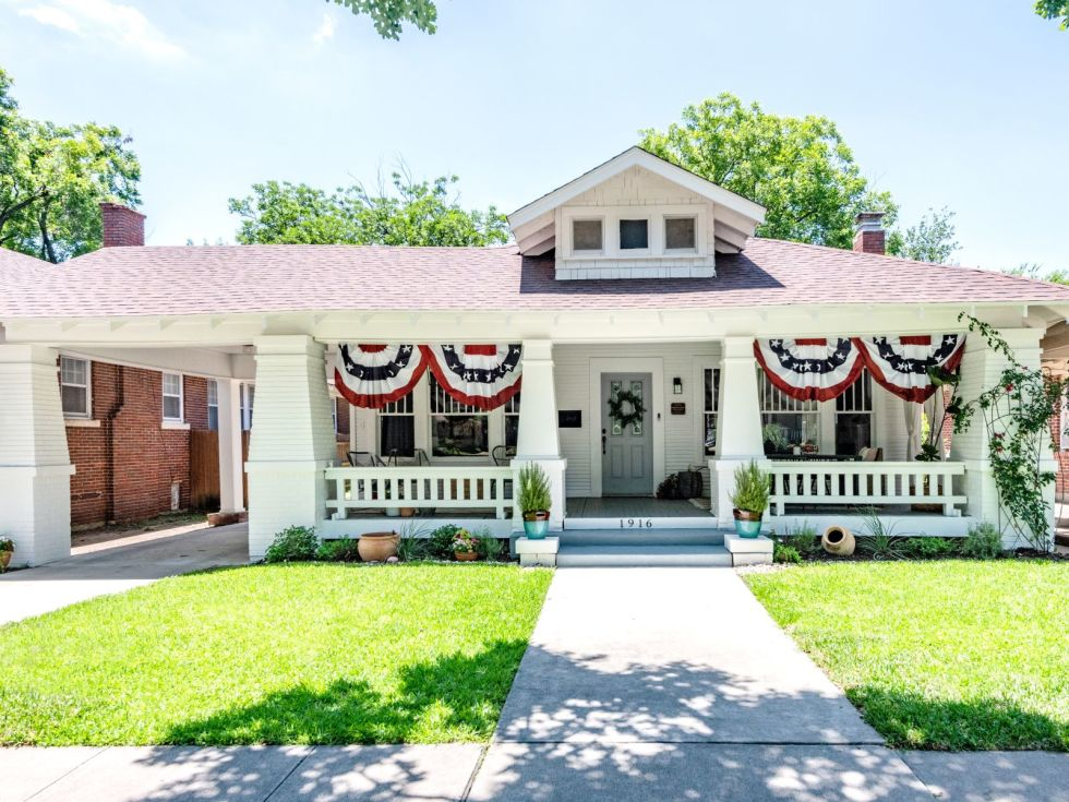 1916 5th May St., Fairmount Home Tour Fort Worth