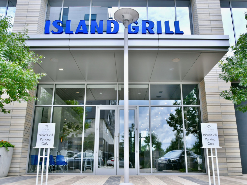 Island Grill Springwoods Village