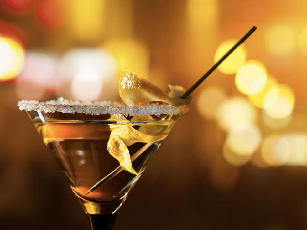 RD Speakeasy cocktail
