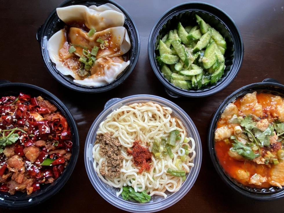 Mala Sichuan take out