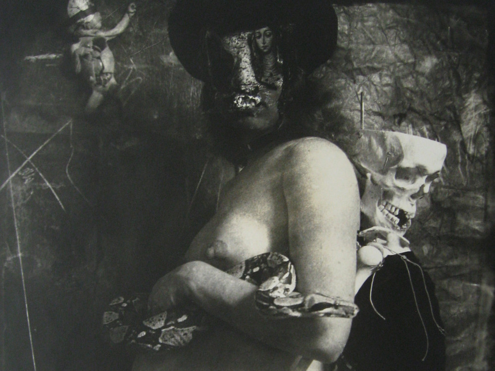 DO NOT USE - Joel-Peter Witkin