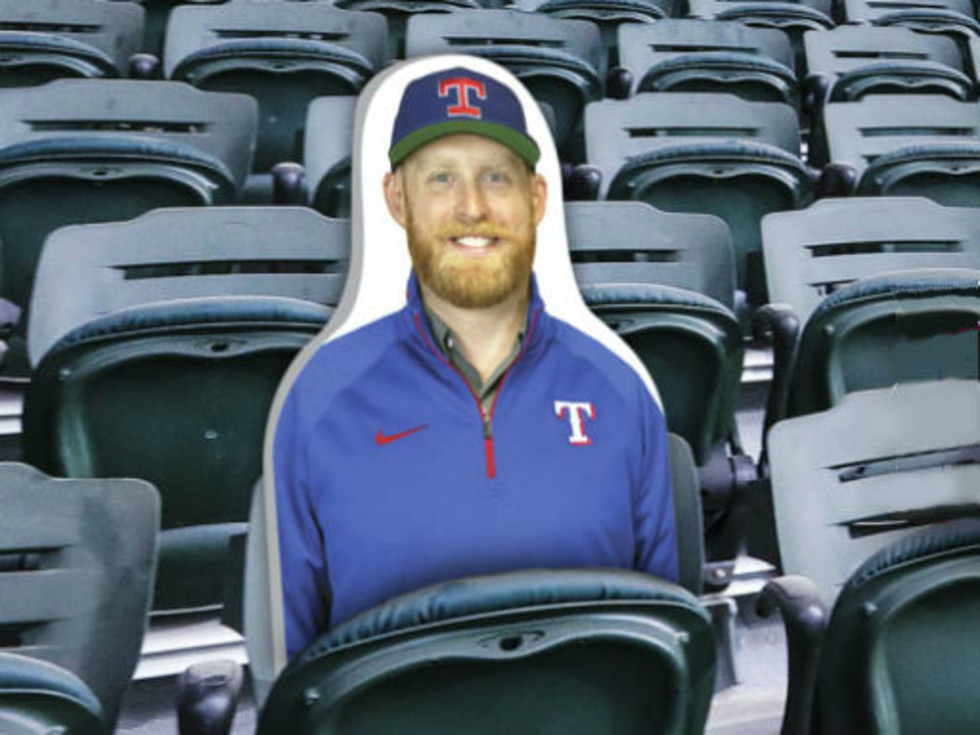 Texas Rangers doppelganger