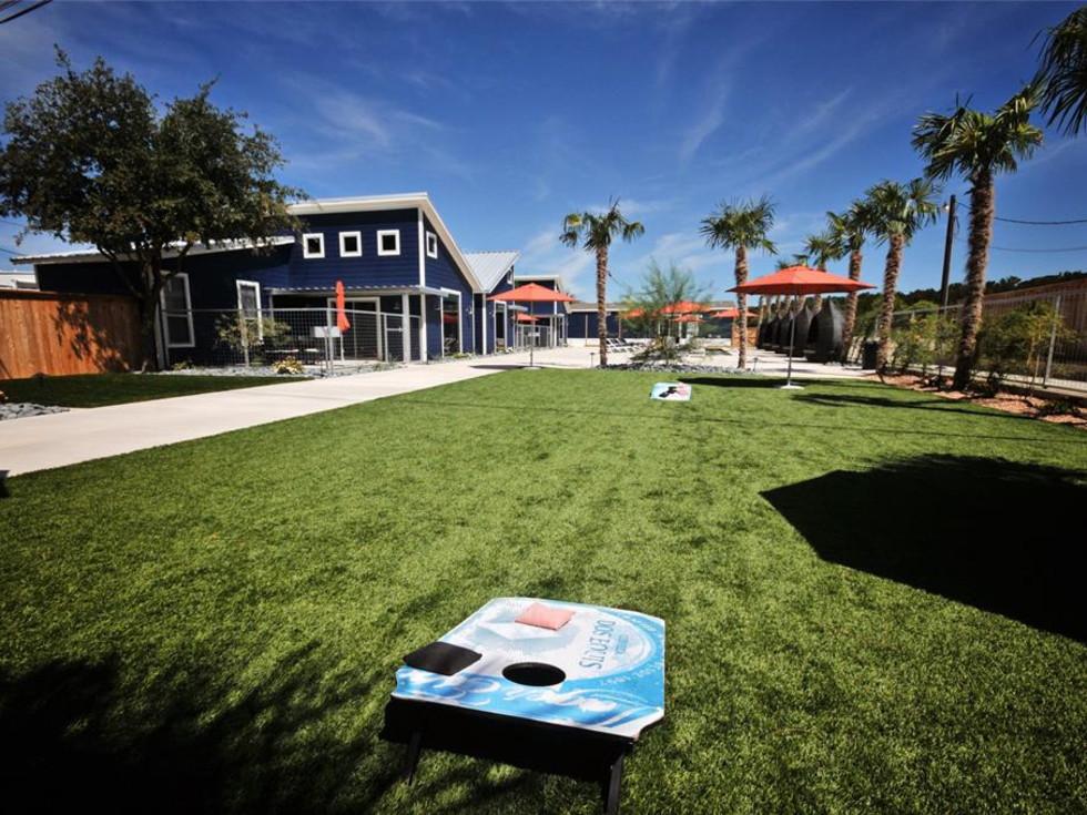 Lush Resort for sale