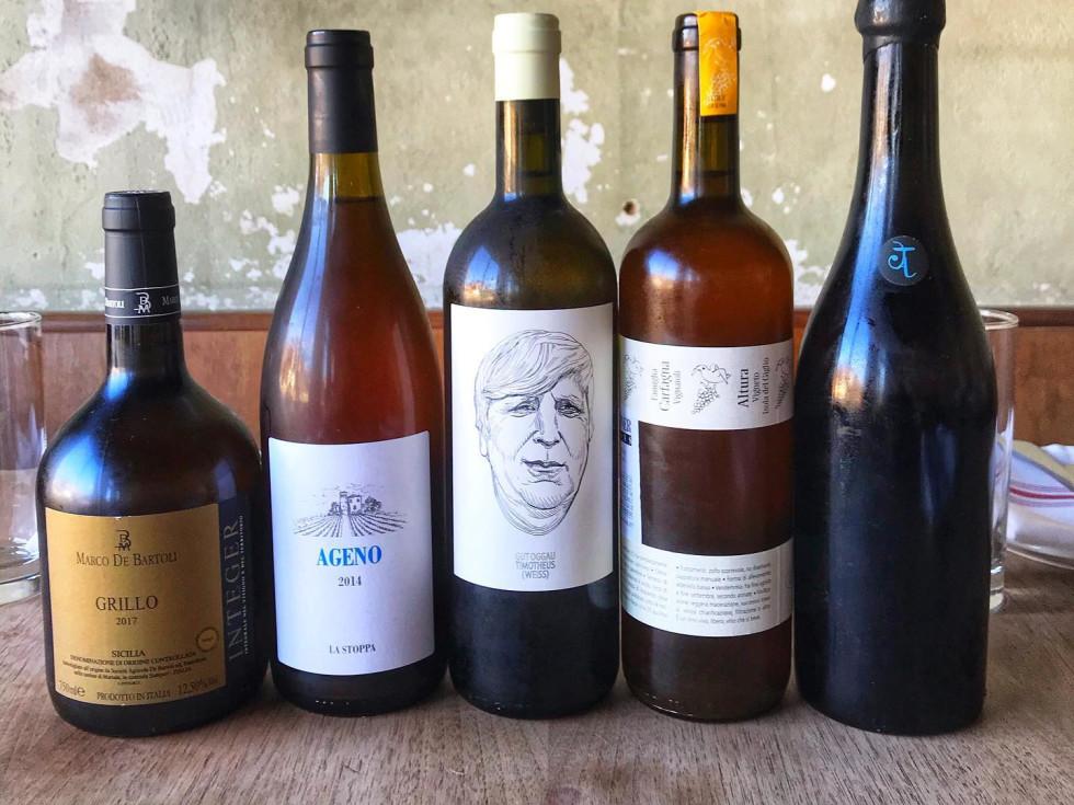Bufalina wine