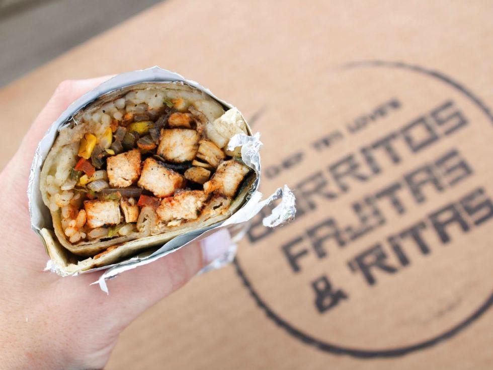 Burritas Fajitas & Tacos Tim Love