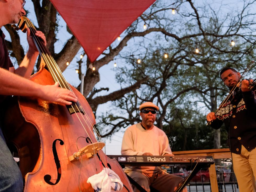 Rickenjaks musicians