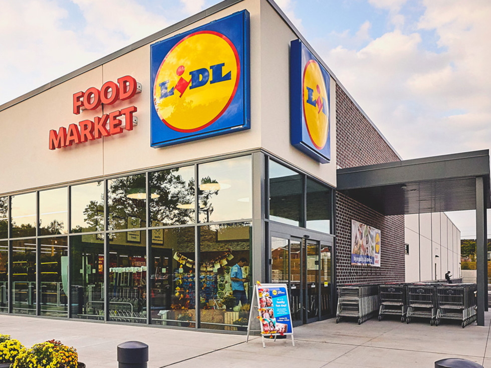 Lidl Grocery Store