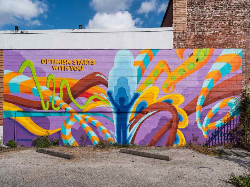 East End murals Gonzo247 Up Art Studio