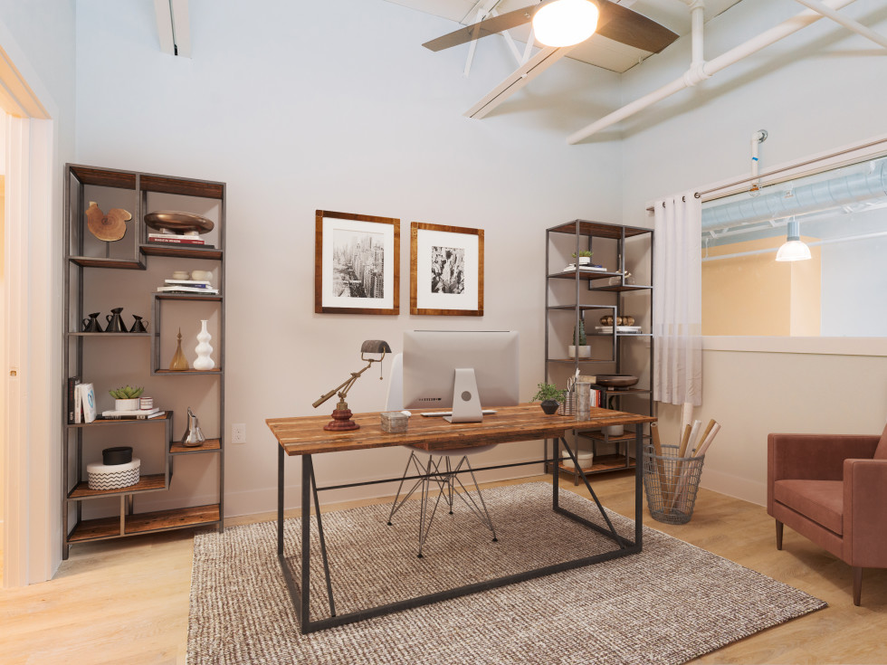 210 W Peden Alley Gallery Lofts
