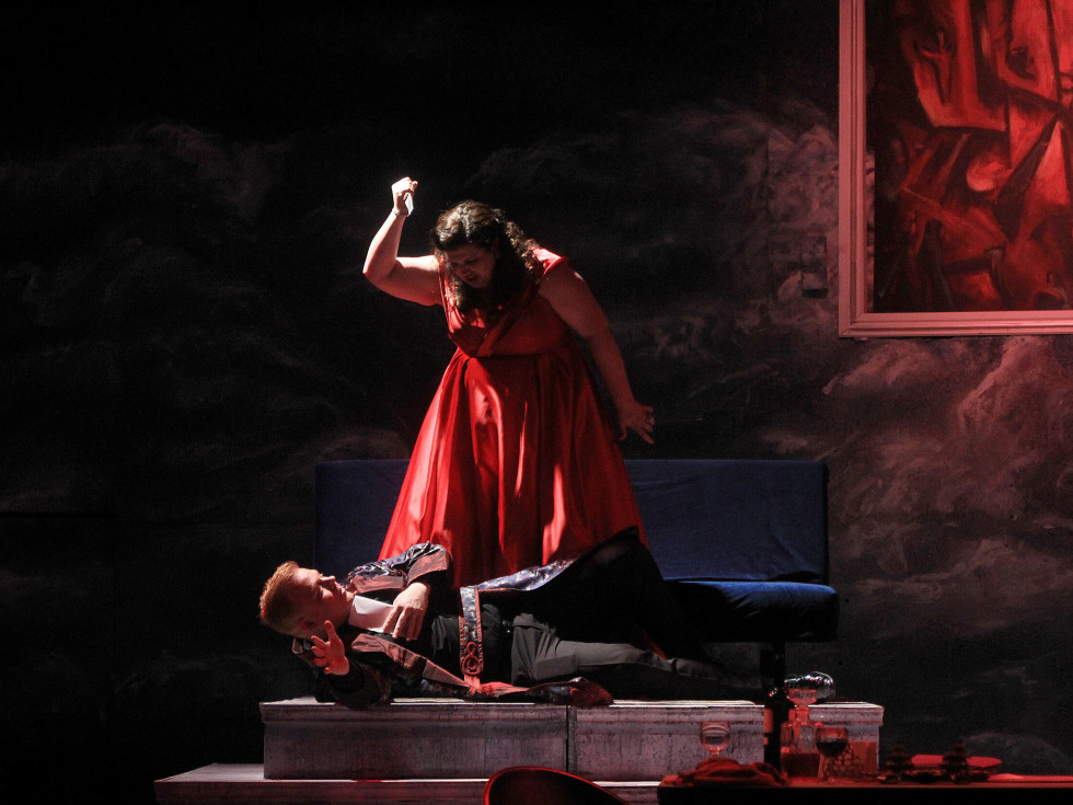 Opera in the Heights Tosca