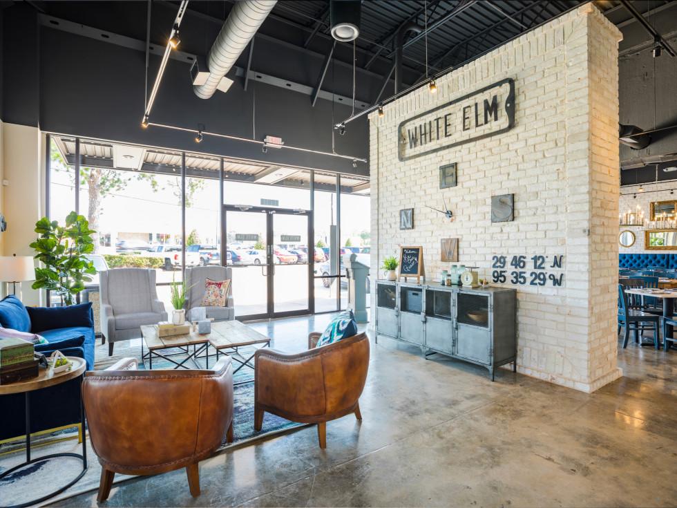 White Elm Cafe front entrance