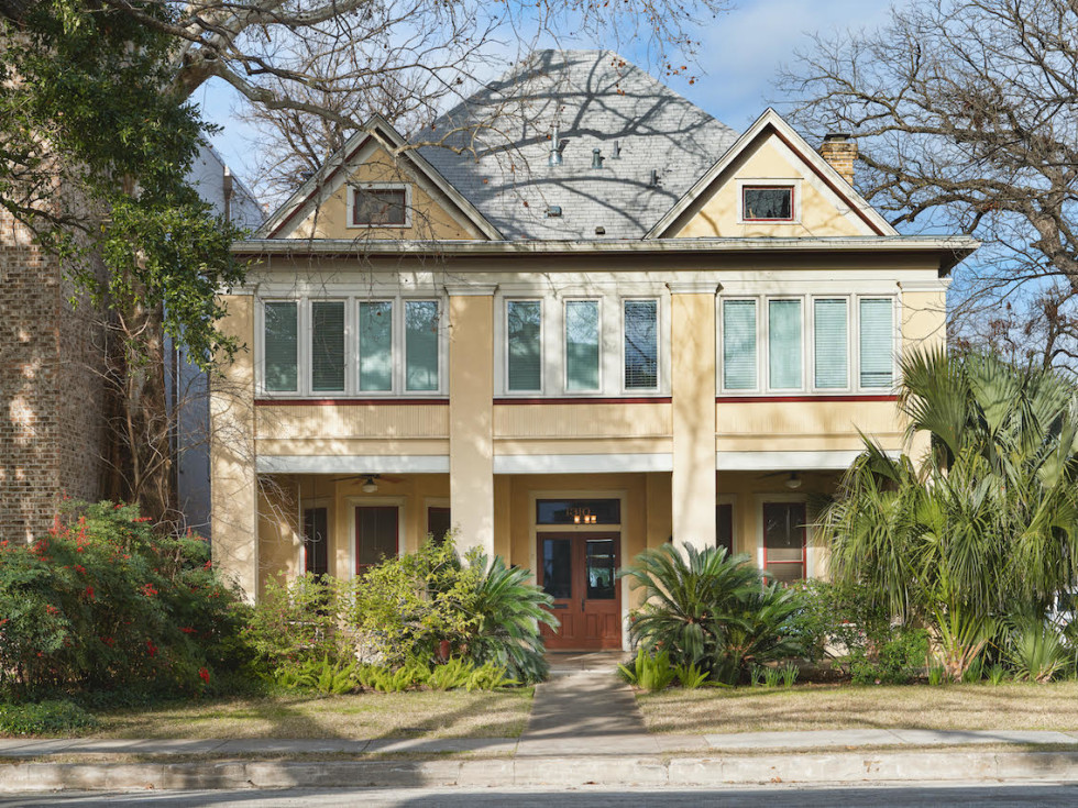 Preservation Austin Homes Tour 2020