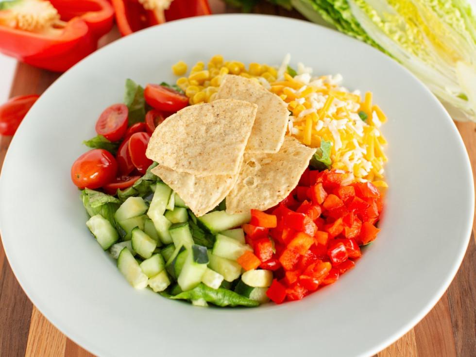 Coolgreens Chipotle salad