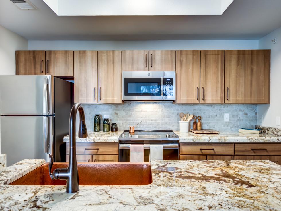 Riata apartment community, Austin