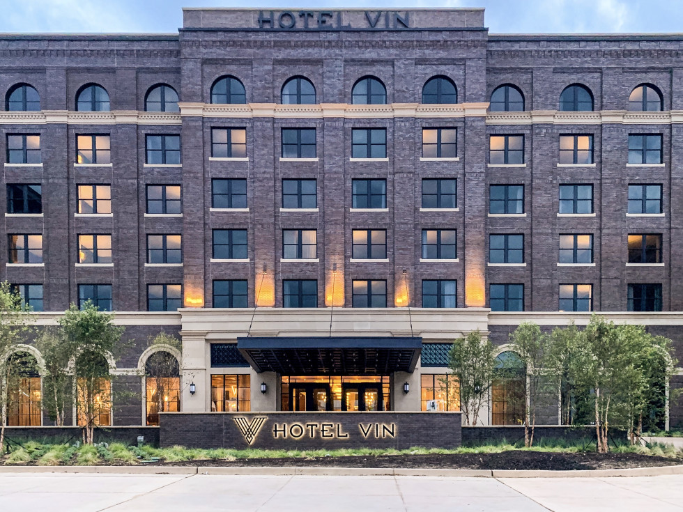 Hotel Vin, Grapevine