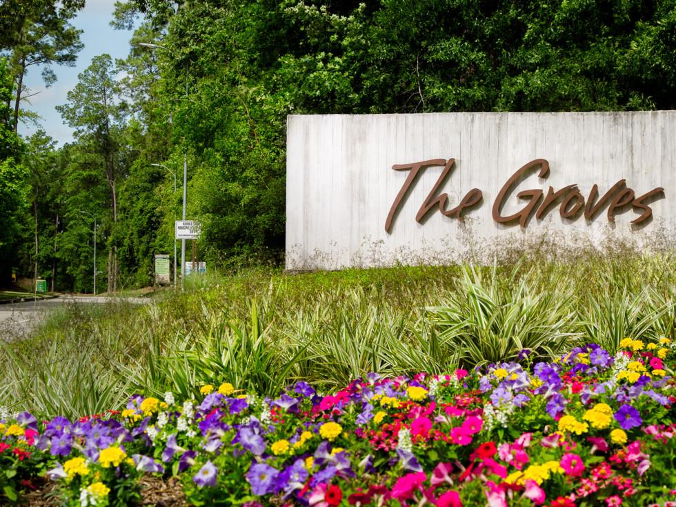 The Groves by Ashlar